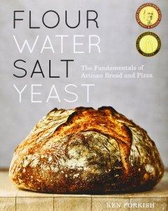 farinha agua sal fermento